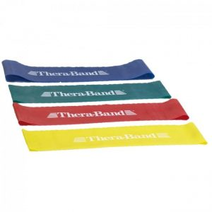 Thera band Loops 20 cm licht geel